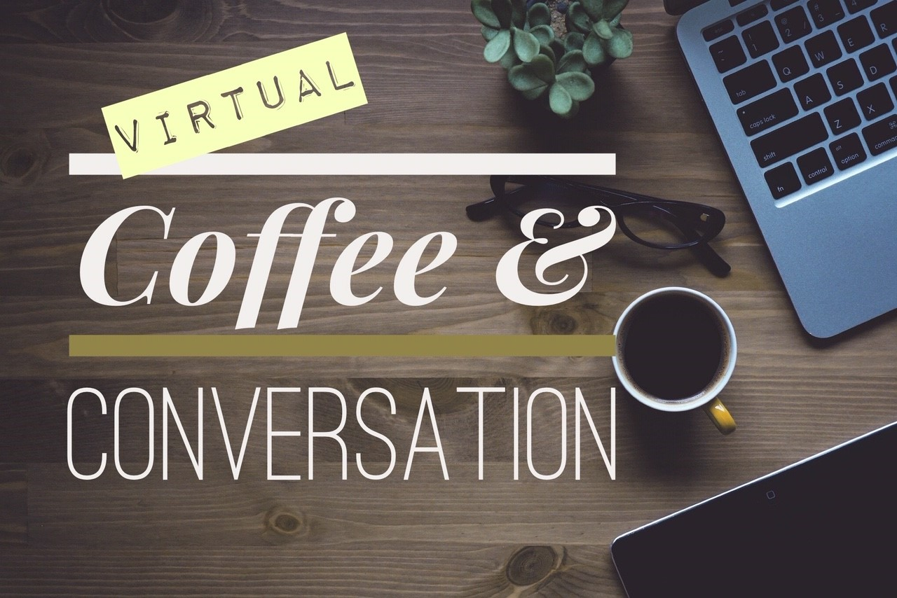 Join us at 10:30 am for conversation before service